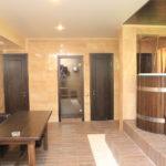 Место для отдыха в сауне Хамаме